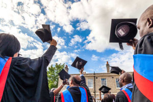 Graduation ceremony | Mont Rose College