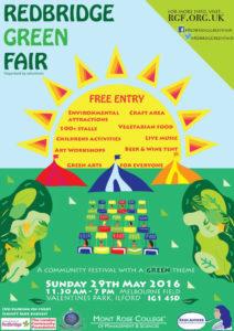 Redbridge green fair | Mont Rose College