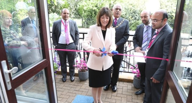 Mont Rose College opens new campus in Ilford