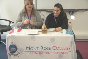 National Careers Service workshop | Mont Rose College