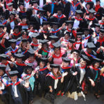 Mont Rose College Fourth Graduation Ceremony