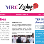 MRC Zephyr September Edition | Mont Rose College