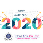 Vision 2020 - Happy New Year | Mont Rose College