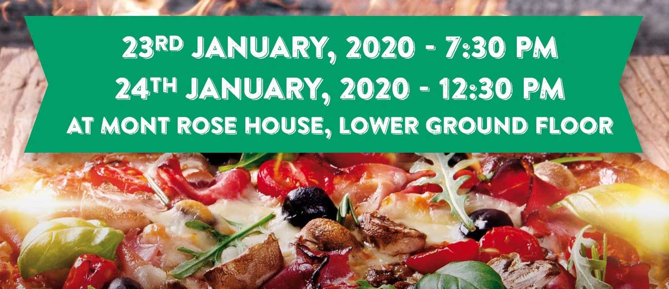 Pizza 23 January_2020 | Mont Rose College